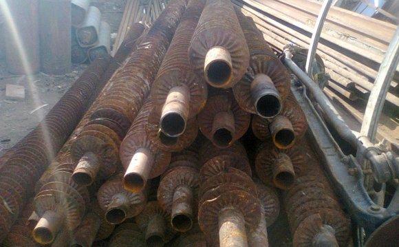 Предлагаем трубы стальные б/у